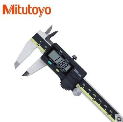 Mitutoyo 三豐數顯卡尺0-150MM高精度電子數顯游標卡尺