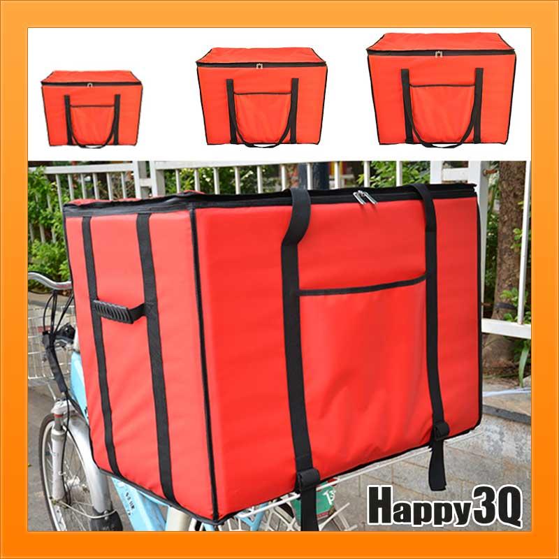 機車外送箱68L/104L/145L外送餐點飲料保溫箱外送便當保溫袋保溫包-橘/綠/藍/黃/黑【AAA2903】