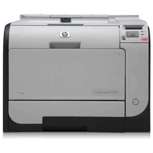 HP Color LaserJet CP2025n Network Workgroup Office Printer (CB494A) 2