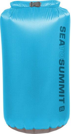[ Sea to Summit ] UltraSil Cordura 超輕量矽膠尼龍防水袋/防水收納袋 4L AUDS4BL 藍