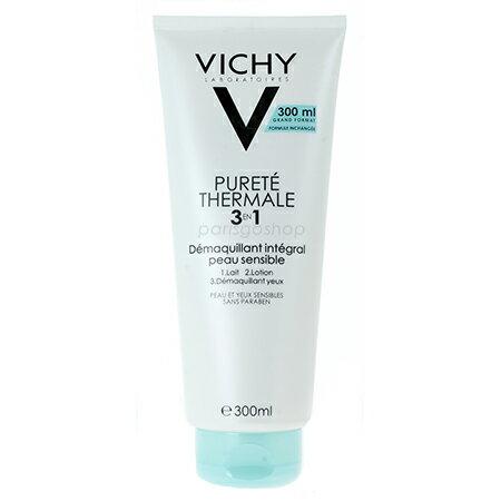 Vichy 薇姿 全面卸妝乳 深呼吸系列 300 ml【巴黎好購】洗面乳 潔膚 - 限時優惠好康折扣
