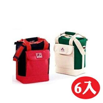 【晨光】美國amaro 全家福多功能保溫保冷袋-(紅黑、 綠卡其)-6入 (89719)【現貨】