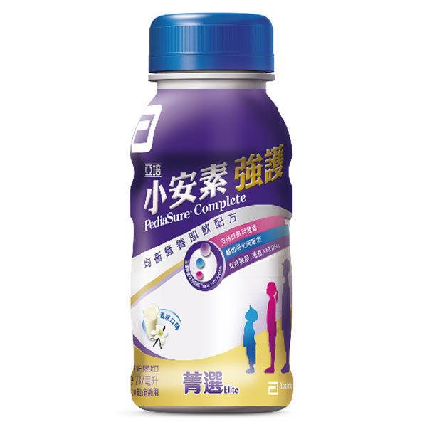 永大醫療~亞培小安素強護菁選均衡即飲配方237ml *24罐 特價1450元