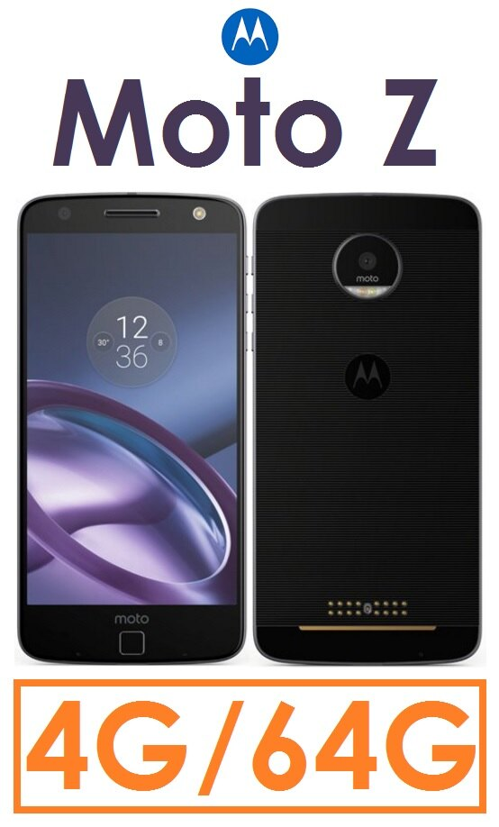 【現貨+預訂】MOTOROLA 摩托羅拉 MOTO Z 四核心 5.5吋 4G/64G 4G LTE智慧型手機