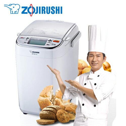 【象印】全自動製麵包機(BB-SSF10)-吳寶春代言【三井3C】