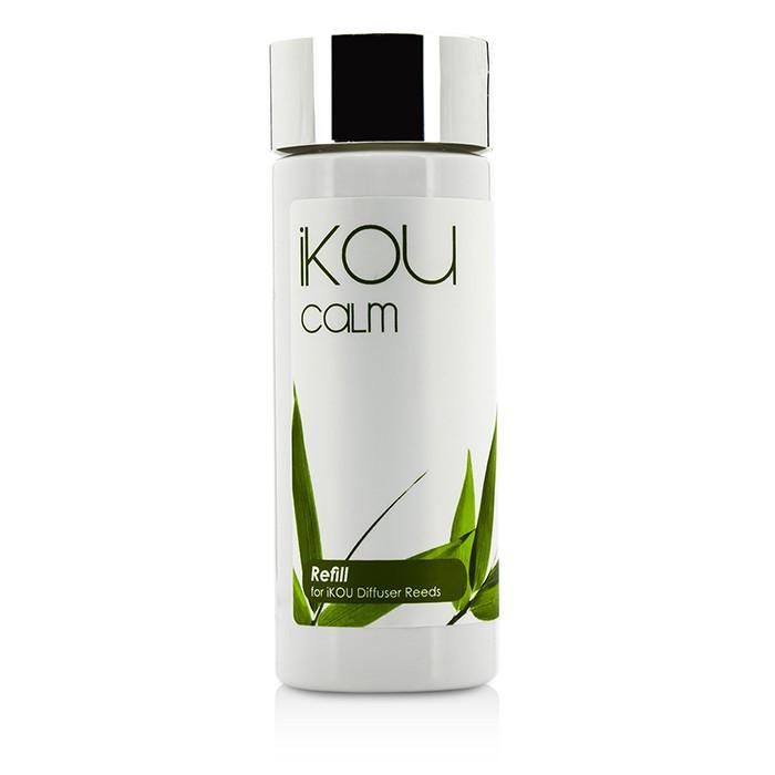 iKOU - 擴香蘆葦枝補充裝 -平靜(檸檬草&青檸)Diffuser Reeds Refill - Calm (Lemongrass & Lime)