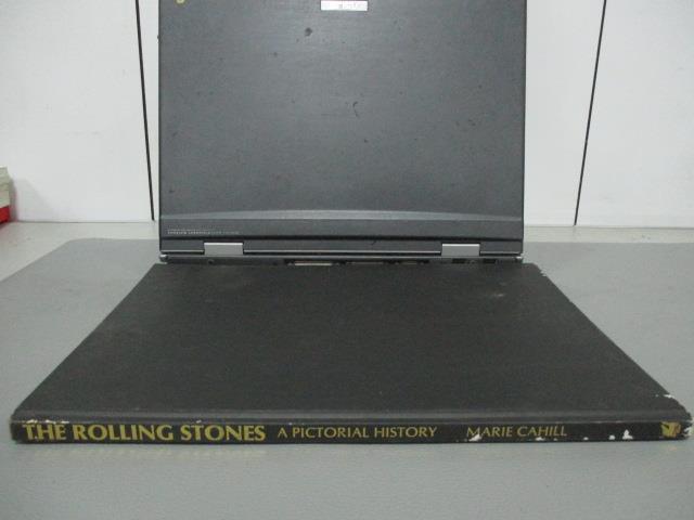 ~書寶 書T9/音樂_ZFJ~The Rolling Stones