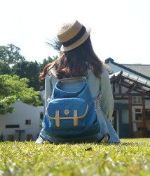 CORRE【JJ008】漾彩抓皺3用包 共3色