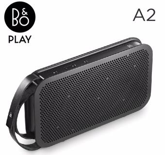 ├登山樂┤ 丹麥B&O B&O PLAY BeoPlay A2 無線藍牙喇叭-純黑#BEOPLAY A2-BK