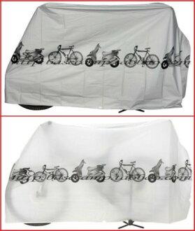 【意生】(加厚款)機車罩 3D防水摩托車防塵罩 機車防塵罩機車防雨罩(套)機車車套機車雨衣自行車罩(套)機車車蓋