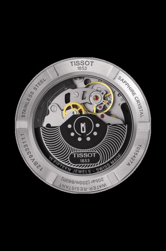 TISSOT 天梭 T0554271605700 PRC200 三眼計時機械腕錶 43mm 1