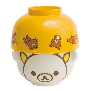 X射線~C674362~懶懶熊 兩用蓋碗,可微波  送禮自用  生日  開學    餐具組