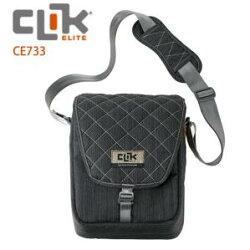 [滿3千,10%點數回饋]【CLIK ELITE】美國戶外攝影品牌 經典單肩攝影側背包SCHULTER CE733