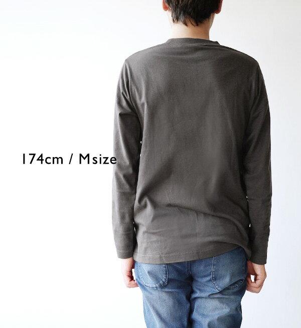 日本e-zakka / 簡約素色長袖T恤 / 32560-1801345 / 日本必買 代購 / 日本樂天直送(2300) 8