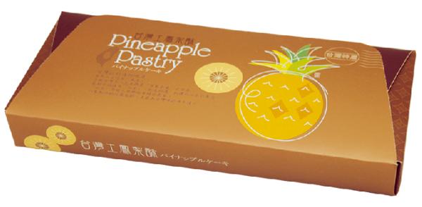 [零售量]台灣土鳳梨酥6入/3種圖案 / 50個