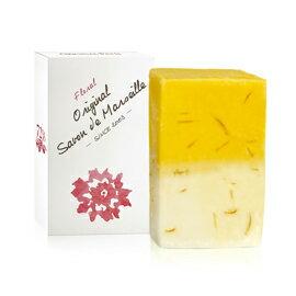 花植馬賽皂|金盞花園 馬賽旅行皂25g±2.5g【OP 窩居小徑】