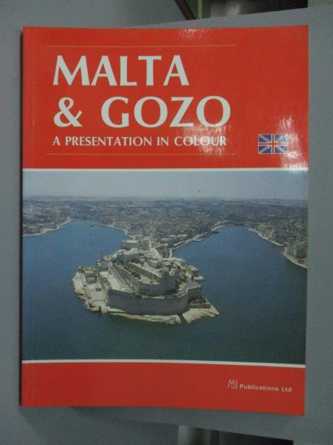 ~書寶 書T3/旅遊_ZAI~Malta    Gozo