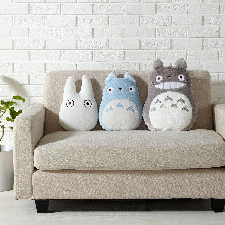 日本 宮崎駿龍貓造型玩偶抱枕靠枕  (預購)
