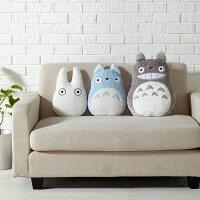 宮崎駿龍貓周邊商品推薦日本 宮崎駿龍貓造型玩偶抱枕靠枕  (預購)