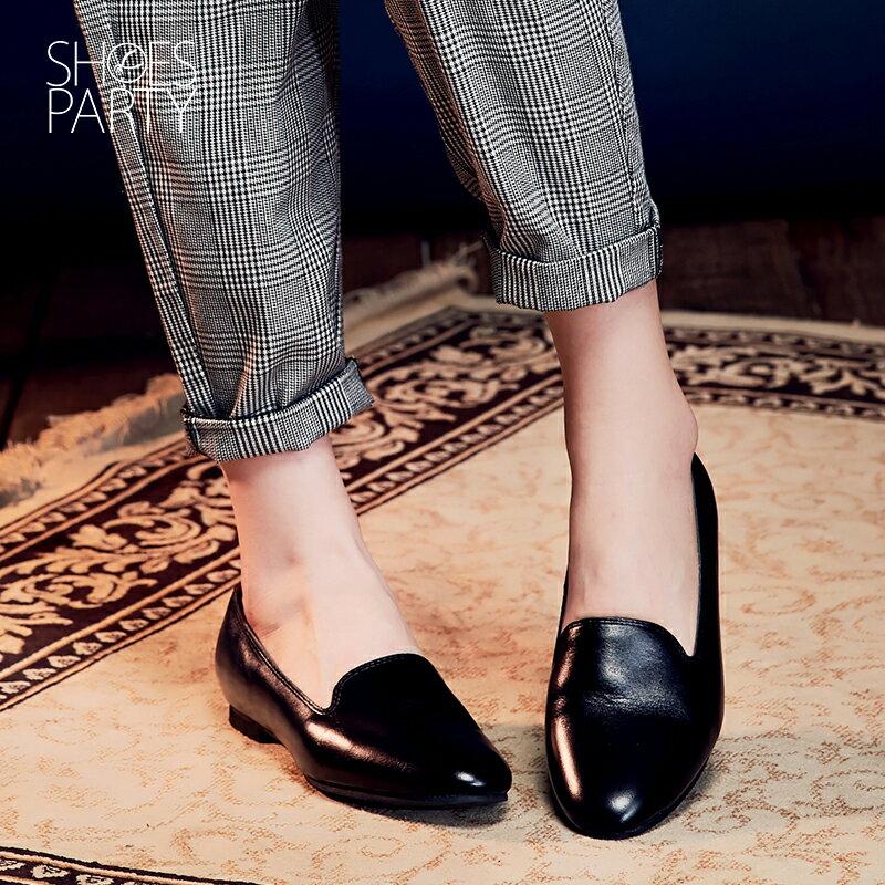 【 C2-17816L 】拋光牛皮歐貝拉_Shoes Party 3