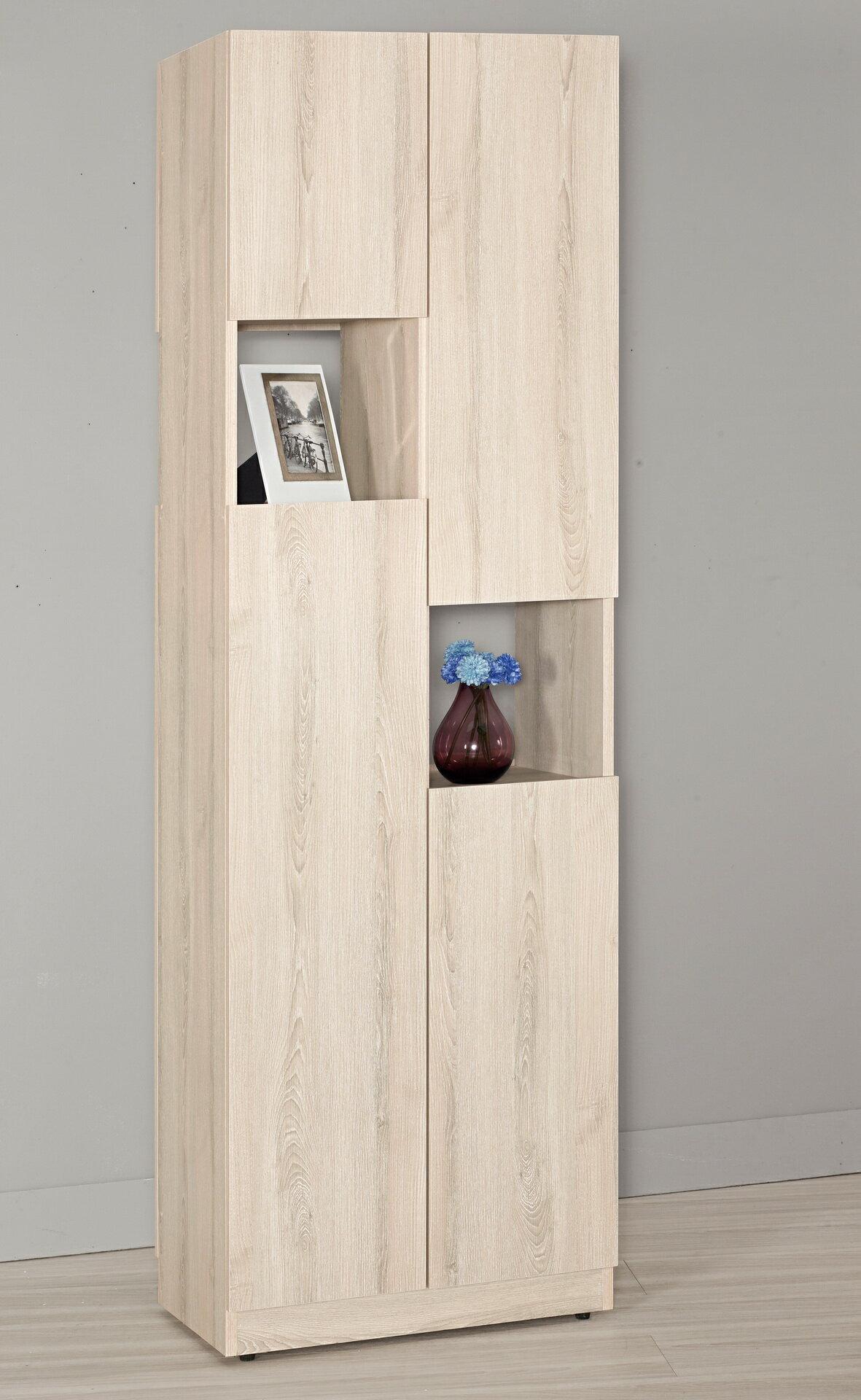 【尚品傢俱】CM-840-2 達爾維2尺雙面屏風鞋櫃