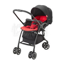 Aprica 愛普力卡 LUXUNA Comfort 輕量四輪自動定位嬰兒車 - RD星光大道【悅兒園婦幼用品館】