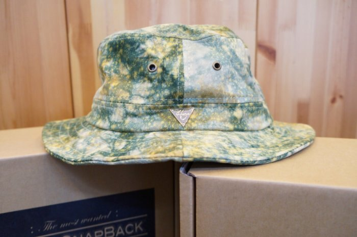 ►法西歐_桃園◄ 全新 HATer Bucket Hat 紮染 綠 平頂帽 漁夫帽
