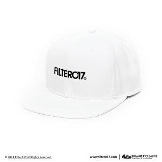 ►法西歐 桃園◄ Filter017 Snapback Cap 設計字體 後扣式 棒球帽