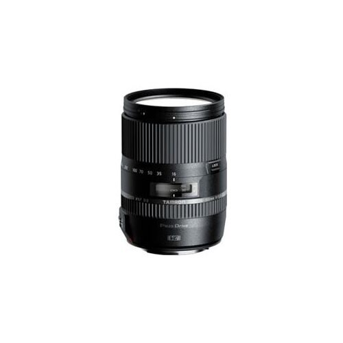 "Tamron B016 - 16 mm to 300 mm - f/3.5 - 6.3 - Macro Lens - 67 mm Attachment - 18.6x Optical Zoom - Optical IS - PZD - 3""Diameter 1"