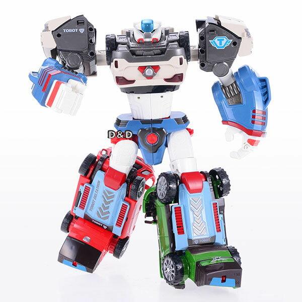 《 TOBOT 》 機器戰士中型 - 鐵拳金剛機器戰神