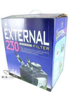 [第一佳水族寵物]台灣雅柏UPExternal外置式圓桶過濾器[230型]免運