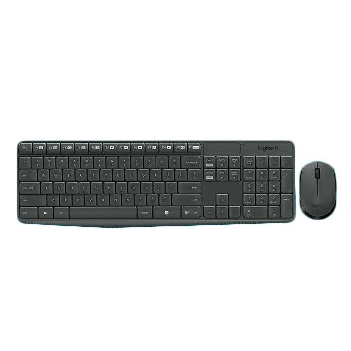 熊超人 鍵盤滑鼠組 第一品牌 羅技無線鍵盤滑鼠組 電競滑鼠電競鍵盤 桌上型電腦 筆記型電腦 LOL英雄聯盟 mk235