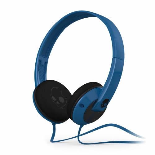 <br/><br/>  志達電子 S5URFZ-101 藍/黑 美國 Skullcandy UPROCK 耳罩式耳機<br/><br/>