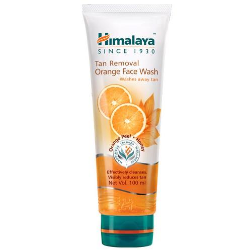 [綺異館]印度 喜馬拉雅 柑橘淨亮洗面膠 himalaya tan removal orange face wash