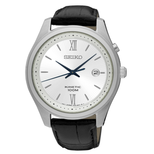 Seiko精工錶CS5M82-0BC0(SKA771P1)極簡人動電能時尚腕錶黑42mm