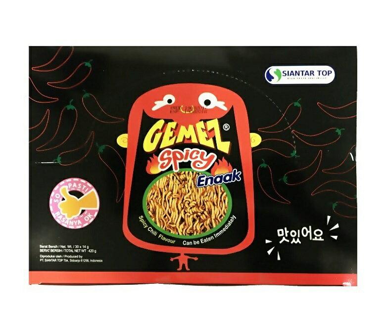 韓國Enaak 小雞麵辣味(14g*30包 / 盒) [大買家] 4