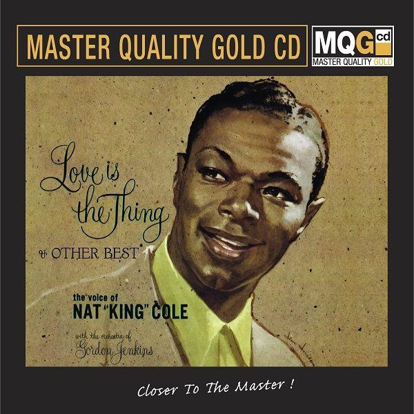 停看聽音響唱片】【MQGCD】Nat King Cole:Love is the Thing & Other Best - 限時優惠好康折扣