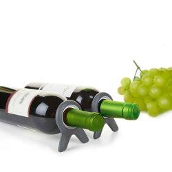 巧趣 Quirky 葡萄酒瓶座 VINE (環保簡易包裝)~一組二入【SV8301】快樂生活網