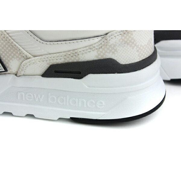 NEW BALANCE 997H 運動鞋 復古鞋 白色 男鞋 CM997HBH-D no605 3