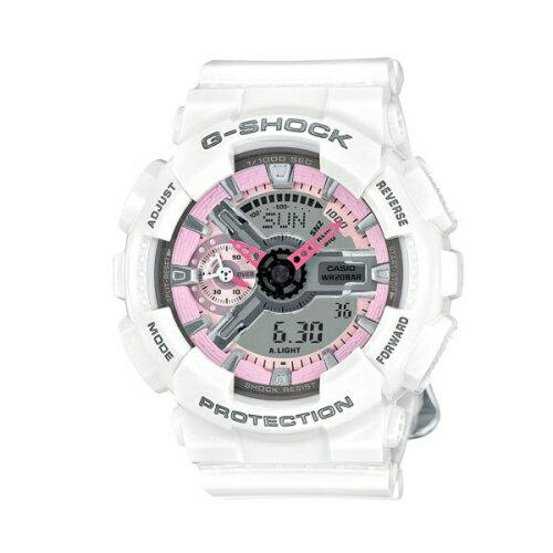CASIOG-SHOCK!限量潮流運動腕錶GMA-S110MP-7A