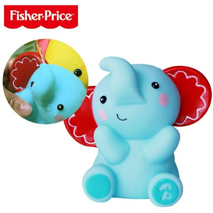 Fisher 啾啾噴水玩偶獅子 / 小象 2