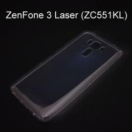 超薄透明軟殼  透明  ASUS ZenFone 3 Laser  ZC551KL