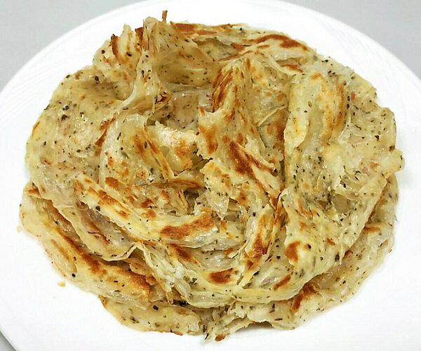【大快食品】九層塔手工蔥抓餅(每包10片)