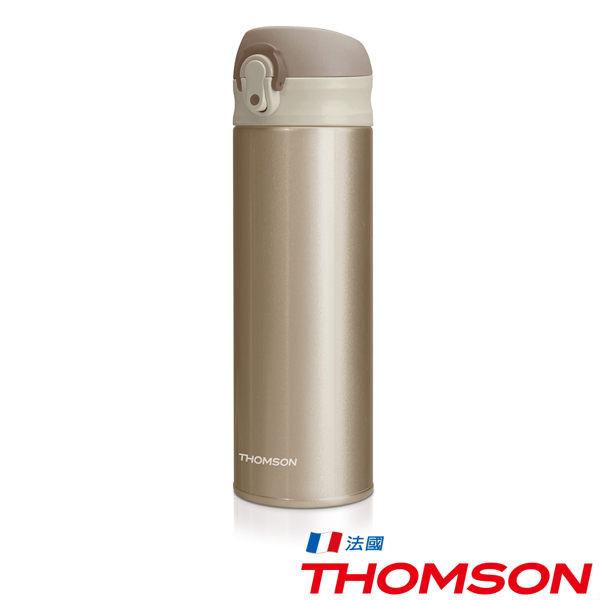 THOMSON 480ml 雙層304不鏽鋼保溫瓶 TM-SAA0348H/保溫杯/隨身保溫瓶/不銹鋼杯【馬尼行動通訊】