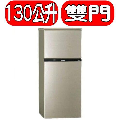 <br/><br/>  《結帳打95折》Panasonic國際牌【NR-B139T-R】130公升雙門冰箱<br/><br/>