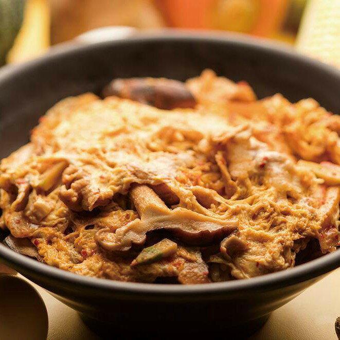 泡菜豬肉丼熟食料理包-每包 400g