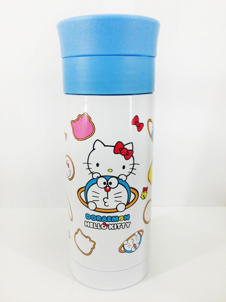 ~真愛 ~16022500007KT~DM不銹鋼瓶~藍蓋 三麗鷗 Hello Kitty