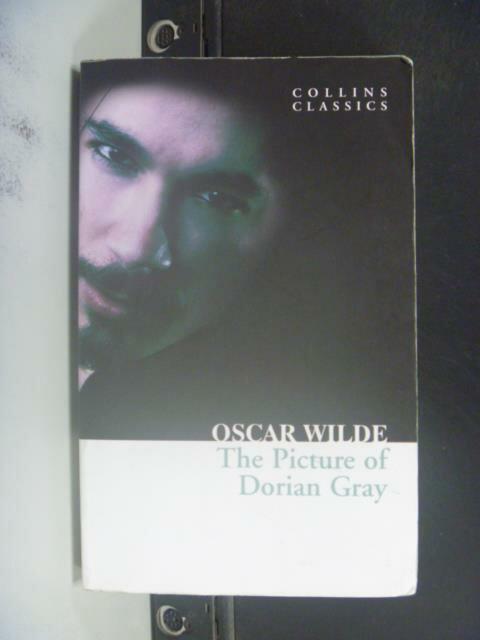 【書寶二手書T6/原文小說_KFL】The Picture of Dorian Gray_Oscar Wilde