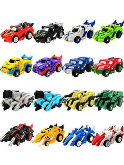 機器人玩具靈動創想跳躍戰士2變形戰車玩具烈火騎士跳越小子機器人魔幻車神4臺北日光