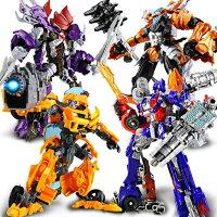 變形金剛兒童玩具推薦到機器人玩具變形玩具金剛5模型汽車機器人大黃蜂恐龍電影手辦合金版兒童男孩4臺北日光就在文藝男女推薦變形金剛兒童玩具